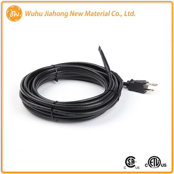 5W/FT Residential Roofs Free Frost Heating Cables