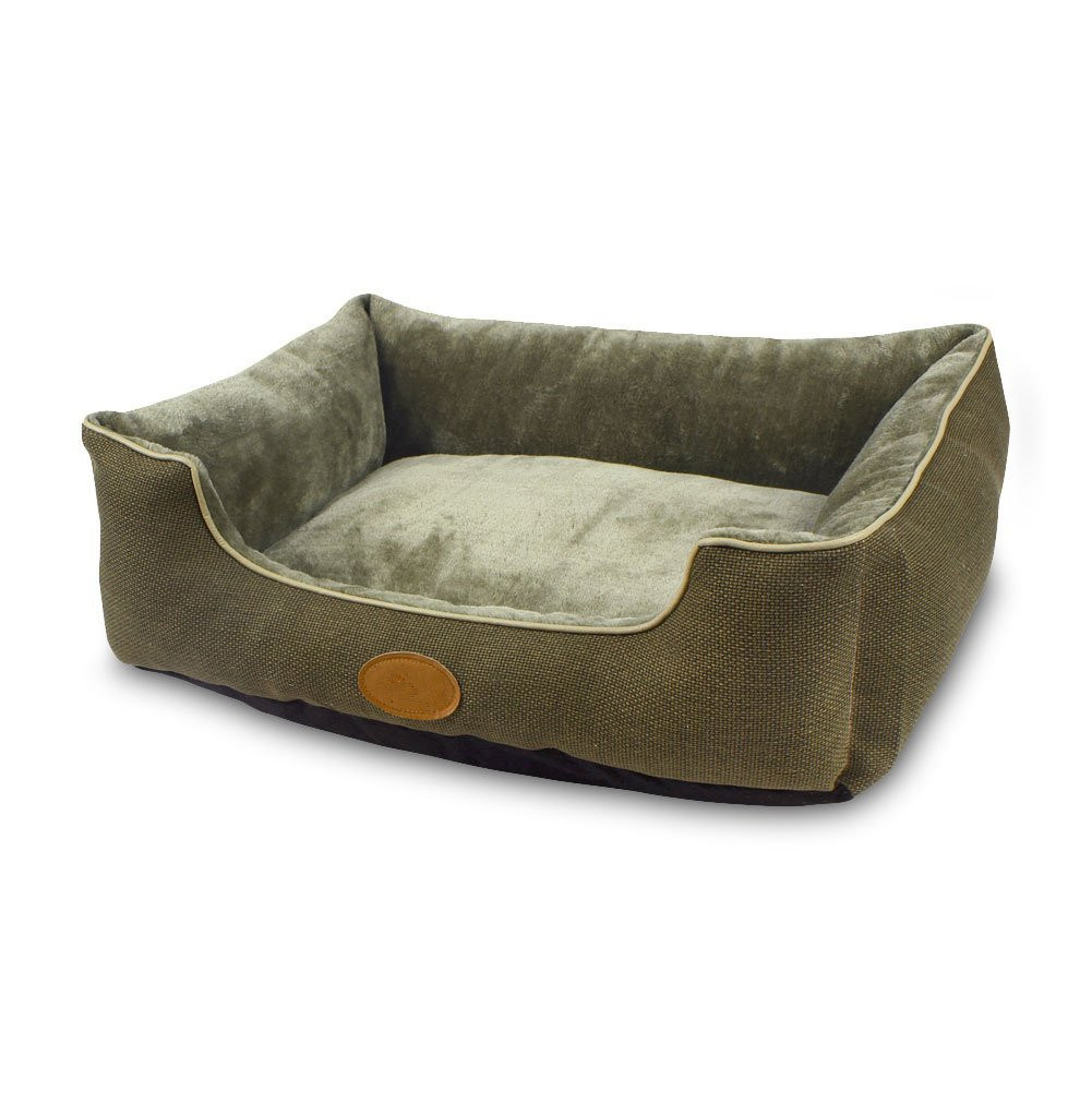 Dog Bed House Sofa Terry Fabric Cat