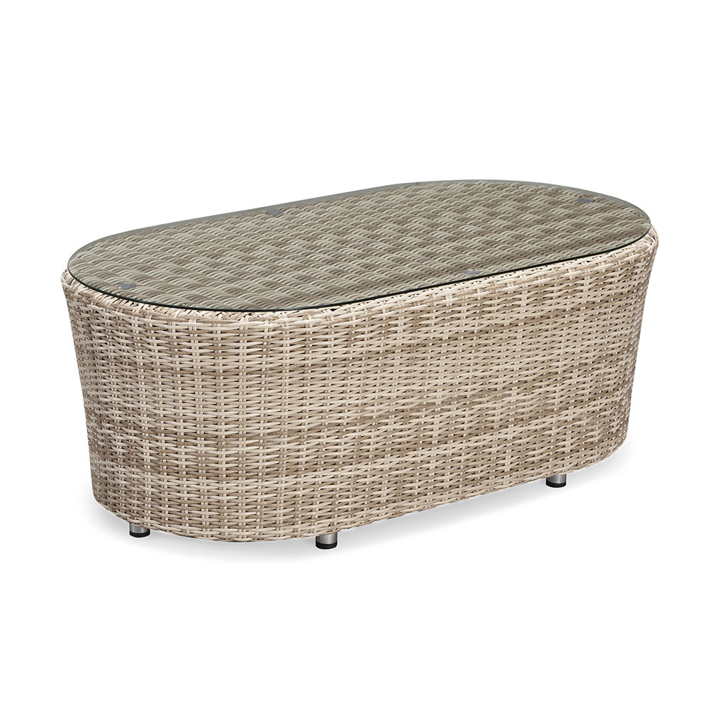 China Outdoor Leisure Coffee Table Plastic Wicker Patio Furniture China Modern Garden Outdoor Sofa Table Furniture Garden Sets Leisure Home Hotel Patio Furniture
