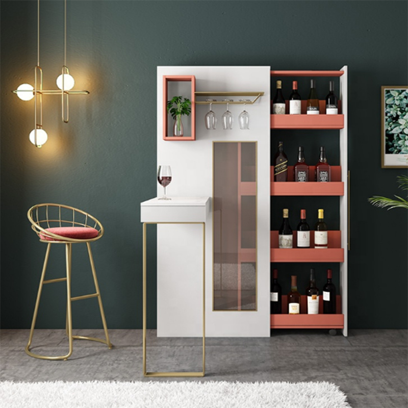 [Hot Item] Home Bar Counter for Hotel Wine Case Bar Cabinet