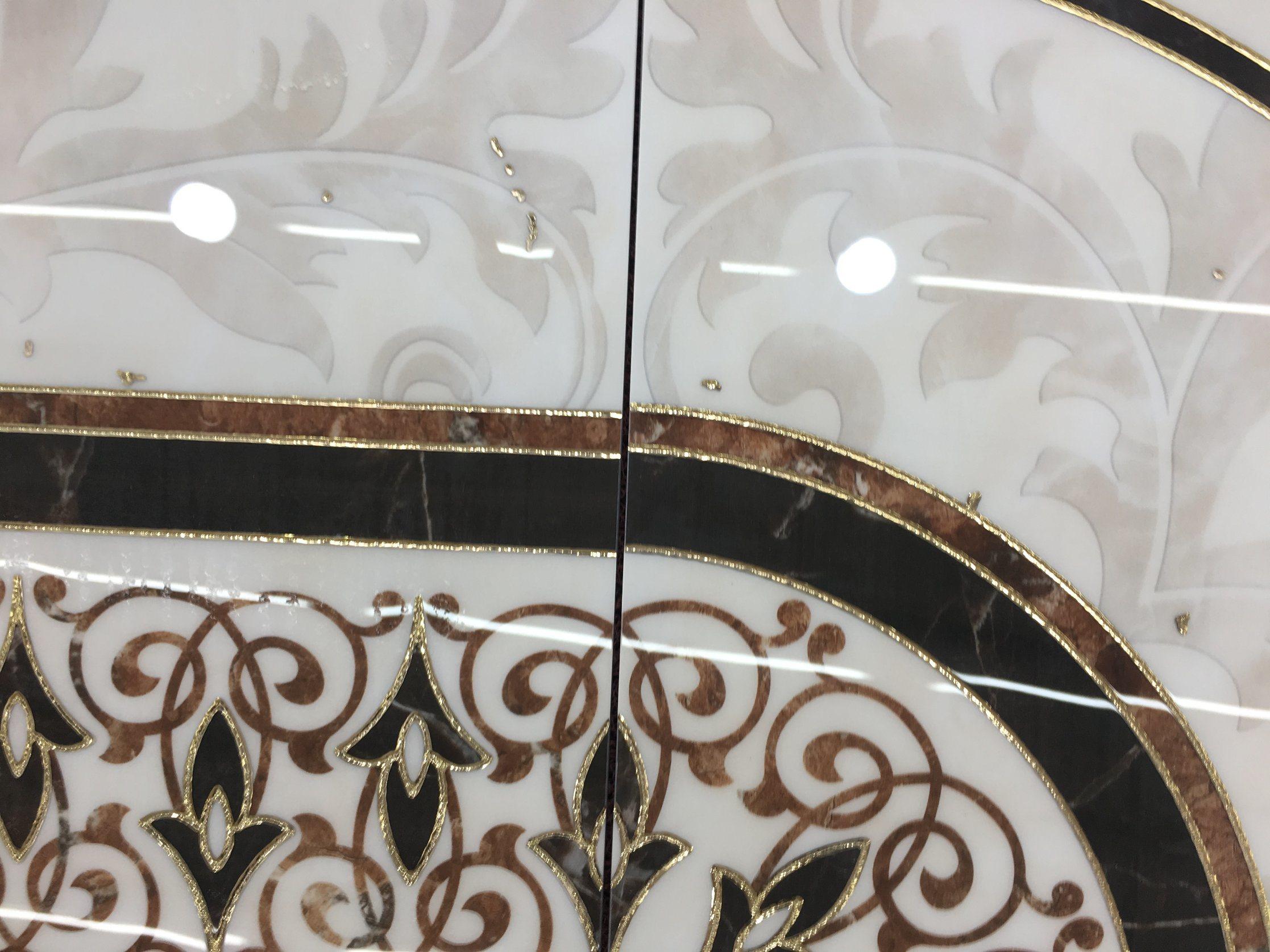 China Luminous Decorative Ceramic Floor