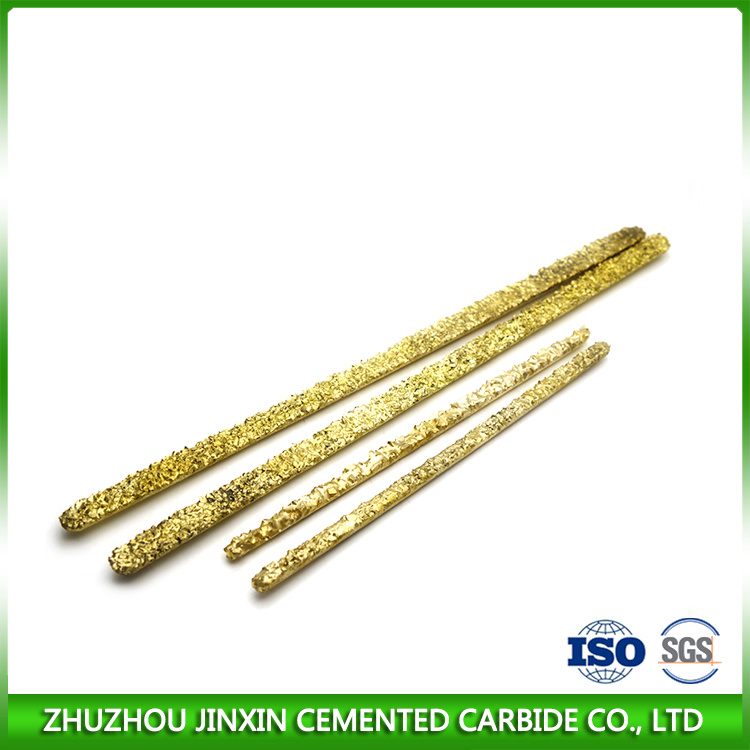 Copper or Nickel Tungsten Carbide Composition Welding Rod for Hardfacing pictures & photos
