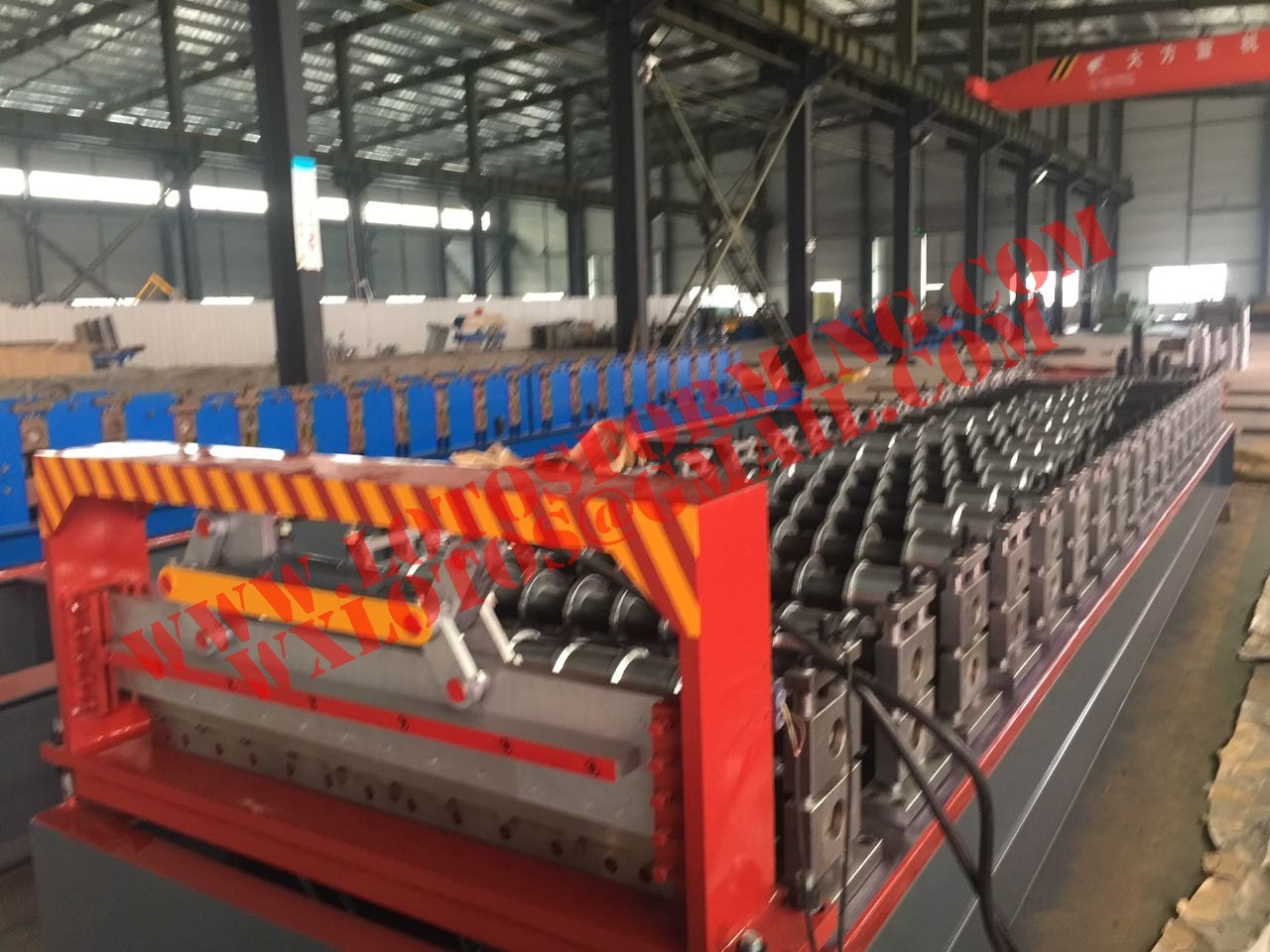 Roof & Wall Roll Forming Machine Lts37