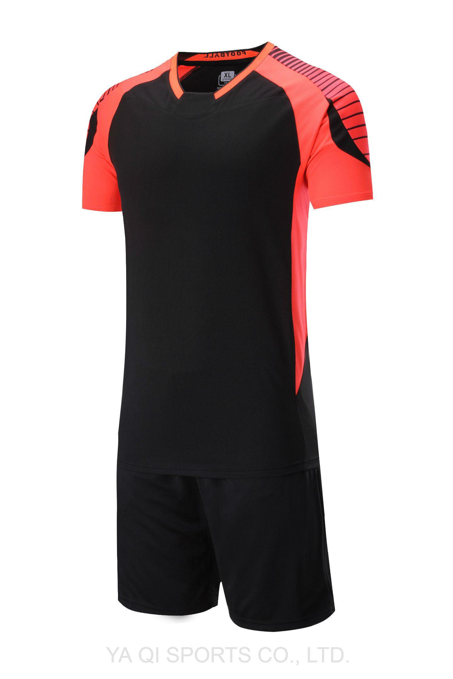 de4dc0f47 Promotional Blank Football Jersey Cheap Team Soccer Kits Wholesale Jersey  Soccer
