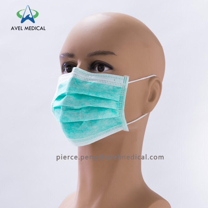disposable doctor face mask