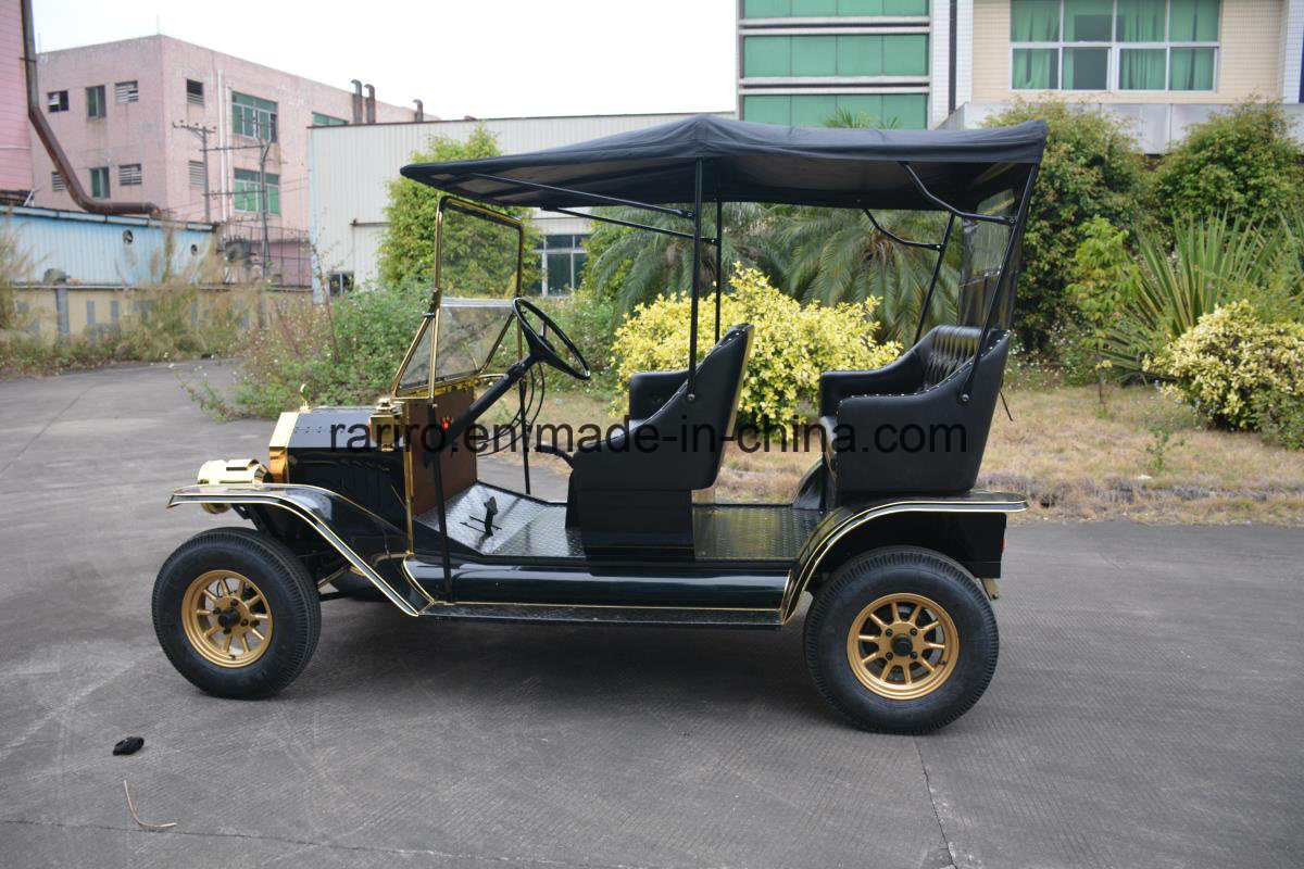 Electric Antique Retro Vintage Bubble Classic Tourist Sightseeing Buggy Cars pictures & photos