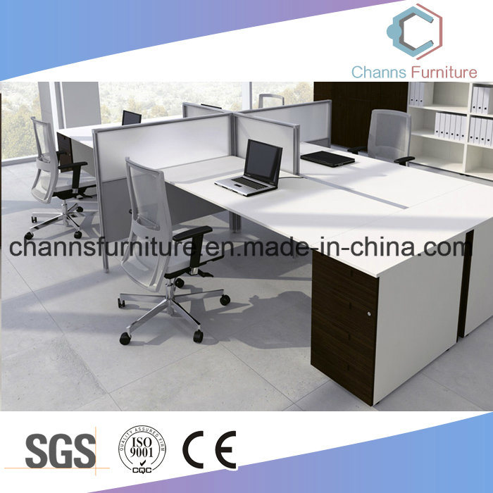 China High Quality Wooden Furniture Computer Table Office Partition Desk