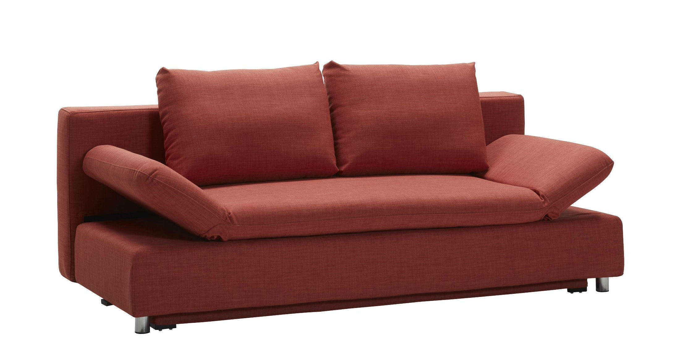 China Fabric Sofa Cum Bed With Storage And Changeable Armrests   China Sofa  Bed, Living Room Furniture