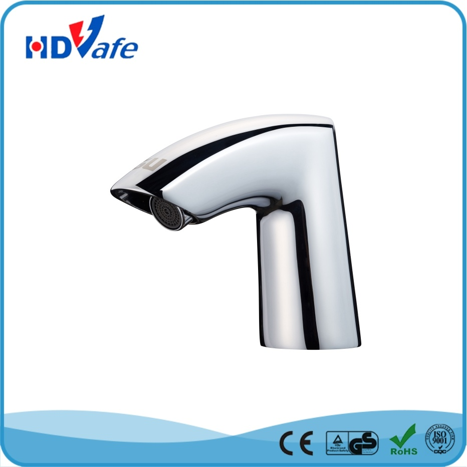 China Geeo Automatic Sensor Basin Faucet Bathroom Sink Water Faucet ...