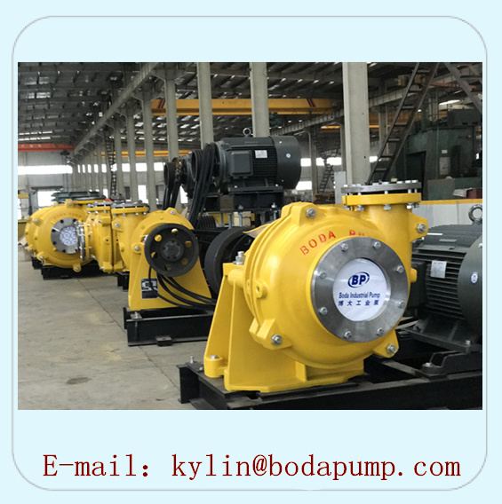 12/10 Dredge Gravel Pump