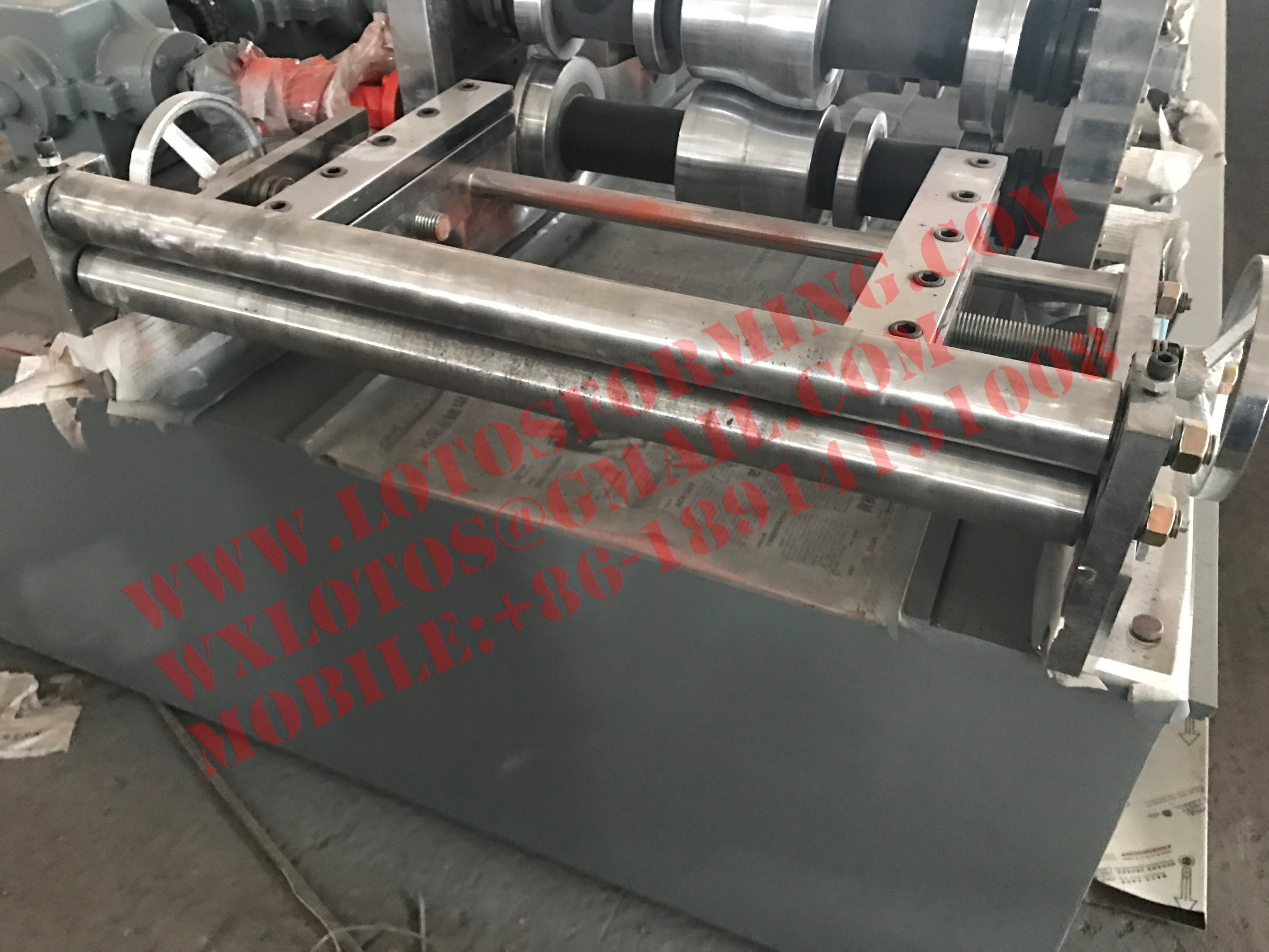 Bird Profile Roll Forming Machine Lts-420