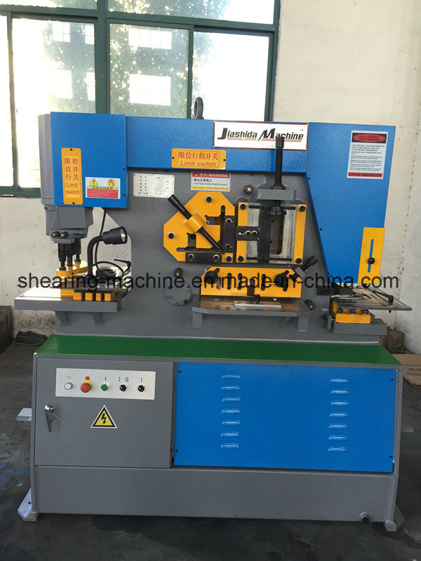 Q35y-16 Stainless Steel Punching Shearing Bending Machine pictures & photos