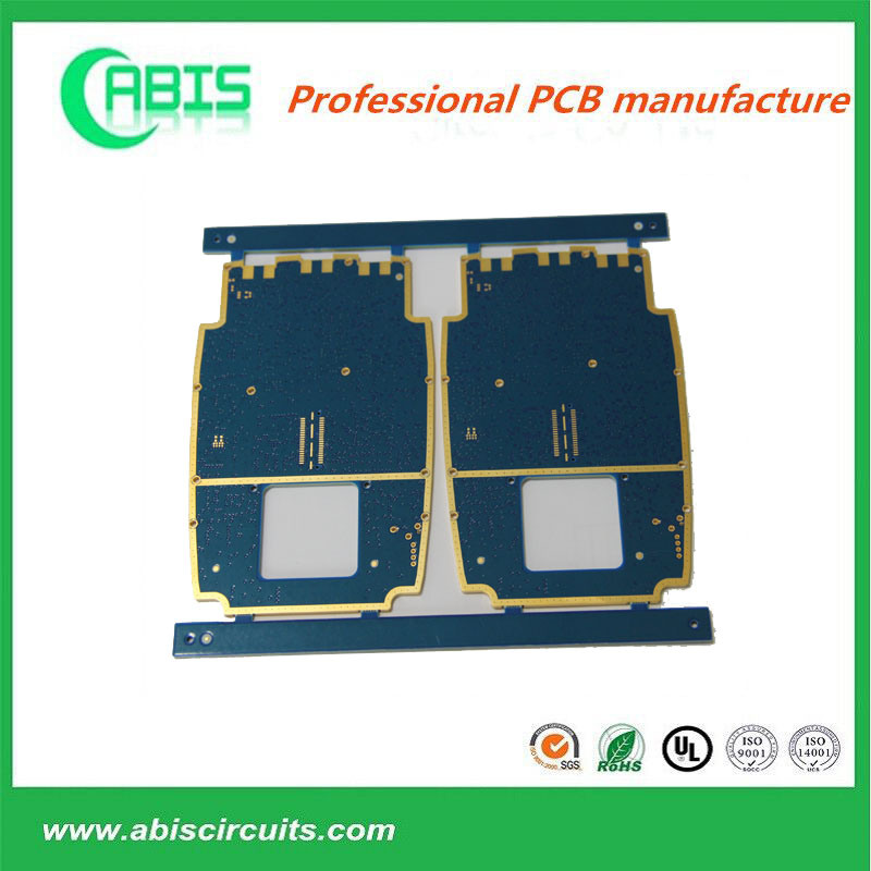Multilayer PCB Printed Circuits Board (electronic and component)