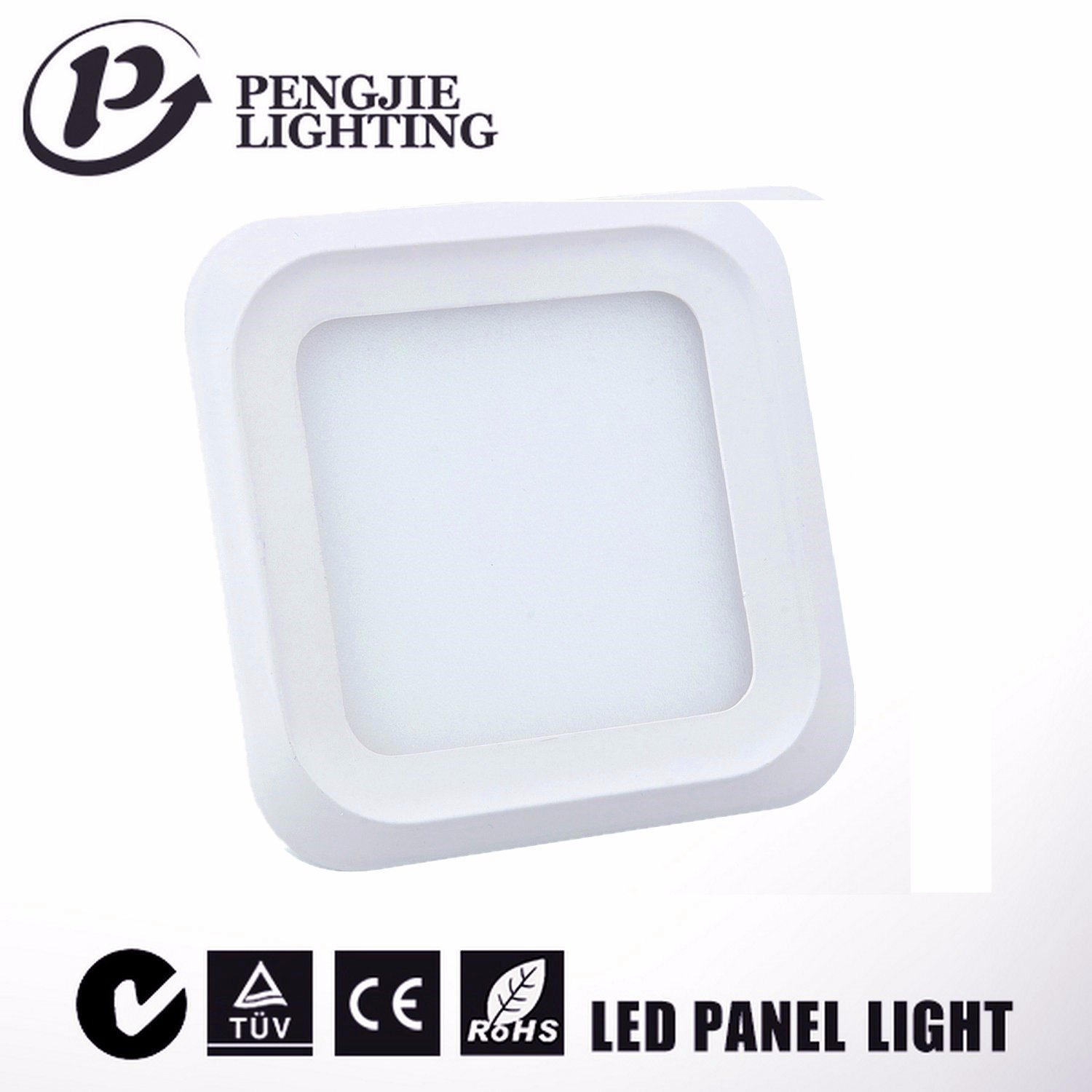 Home Lighting 8W Good Quality LED Ultra Slim Panel Light