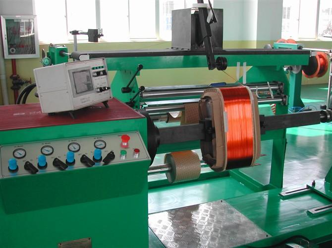 Automatic Transformer Coil Winding Machine with Auto Guiding Device for Transformer Ht Coils