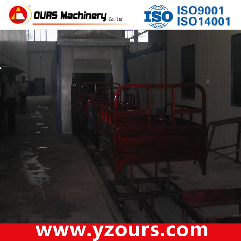 Electrophoretic Painting Line for Motor Tricycle pictures & photos