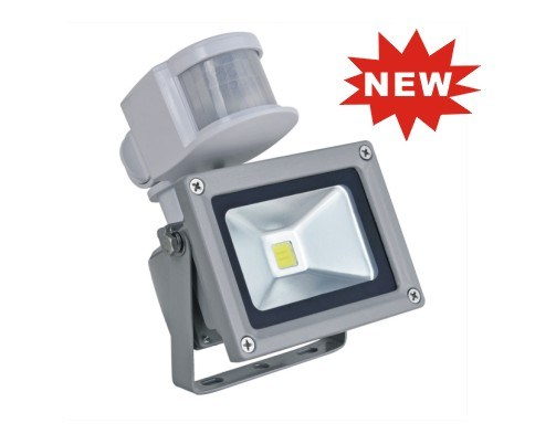 LED Sensor Flood Light 20W