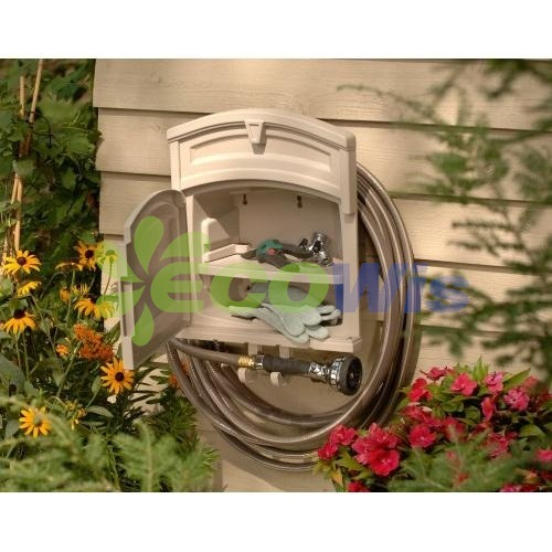 China Deluxe Garden Hose Hangout With Storage Cabinet China Garden Hose Hanger With Storage Cabinet And Garden Hose Hanger With Storage Price
