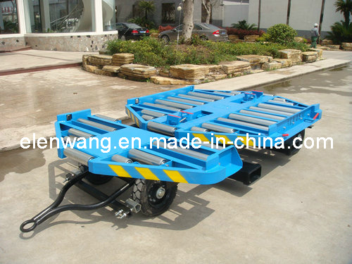1.6t Container Dolly Pallet Dolly Aircraft Trailer