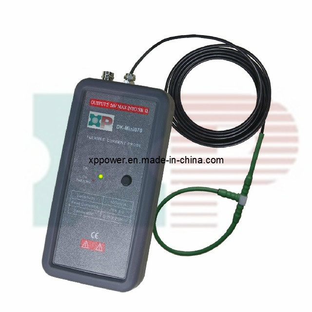 RoHS Compliant Flexible Rogowski Coil Sensor/Current Transformer/ Current Probe pictures & photos