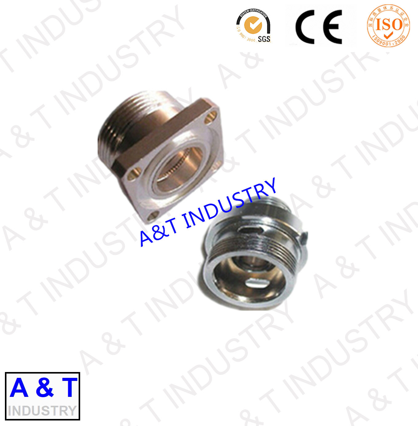 China Steel Manufacturer Custom CNC Machined Parts pictures & photos