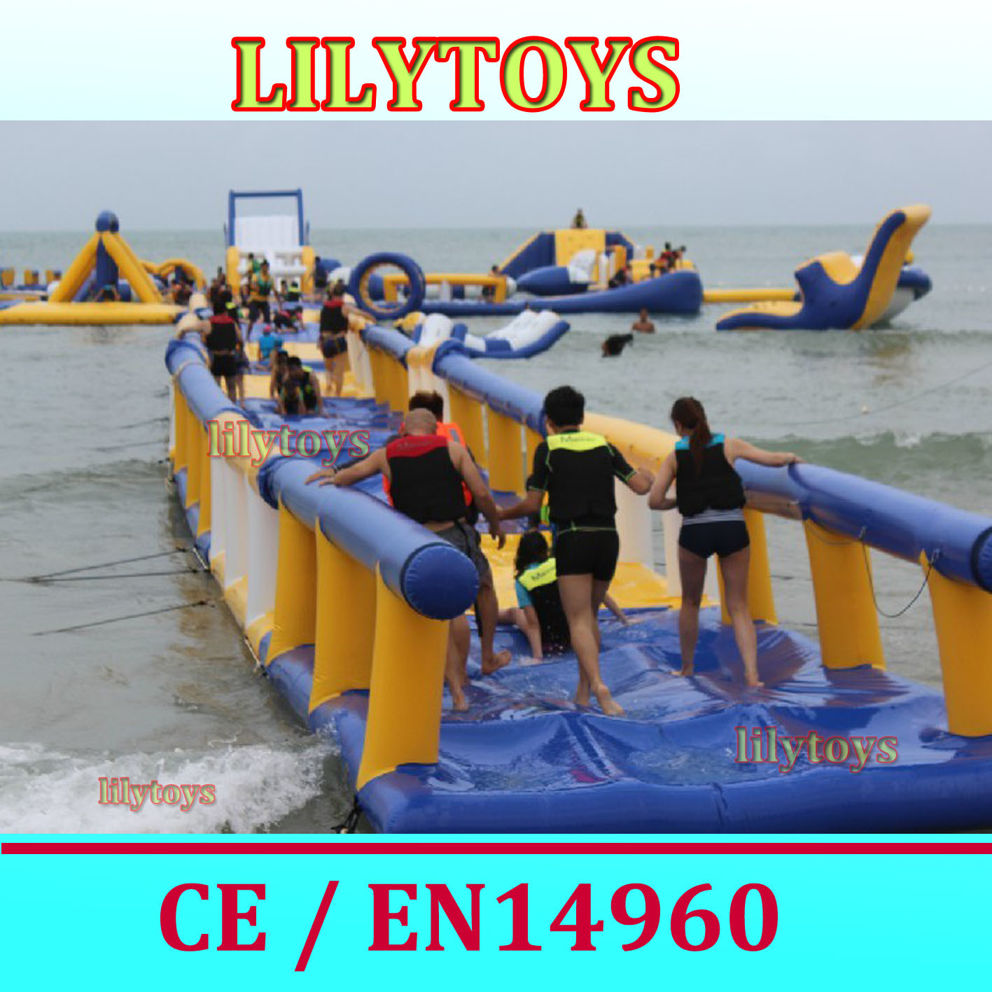 China Inflatable Water Park Inflatable Toys Summer Toys s