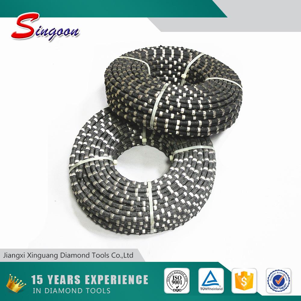 High Quality China Made Concrete Cutting Diamond Wire Saw - China ...
