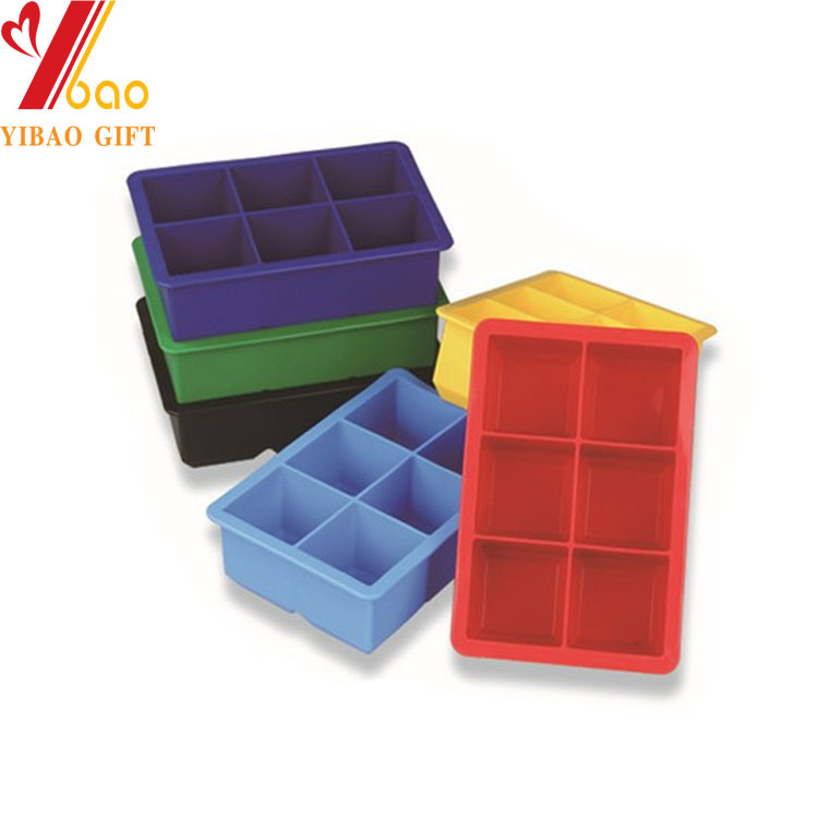 160Cells Square Silicone Small Ice Cube Tray Maker Mold Mould Tray Tool Baking