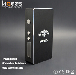 China Kaees High Wattage Box Mods, Cheap Vape Mod, Kvp 120W