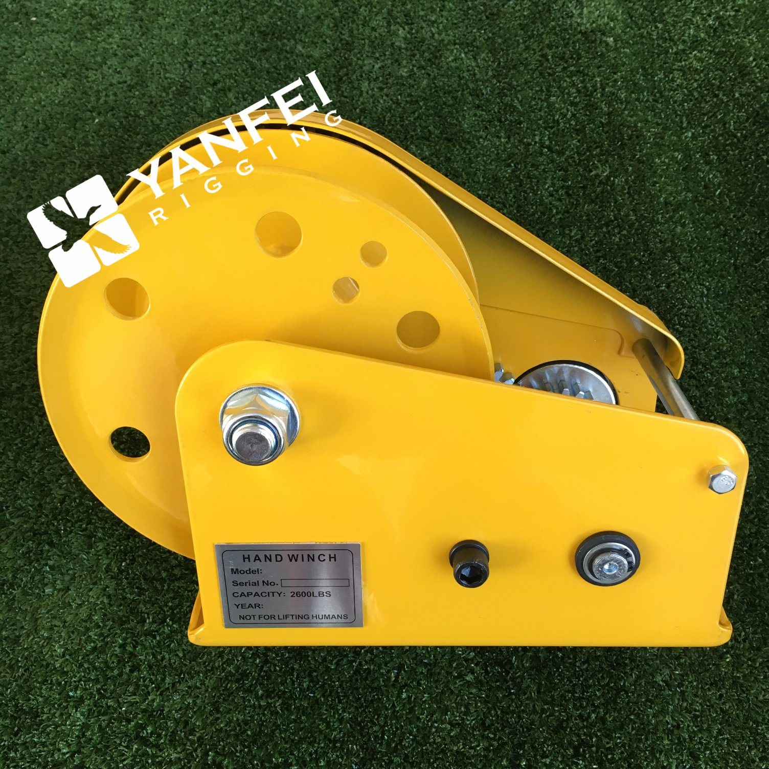 Wire Cable Winch, Wire Rope Hand Winch pictures & photos