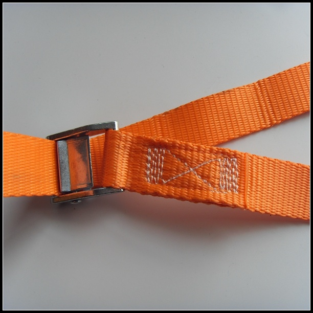 Cam Buckle Strap / Cam Buckle Lashing / Cam Buckle Tie Down to En12195-2
