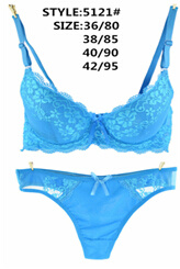 775fdb9ee8 China Blended Cotton Breathable Bra Set - China Bra and Panty Set ...