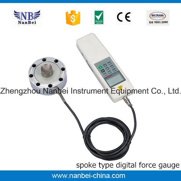 High Precision Clamping Push Pull Digital Force Gauge pictures & photos