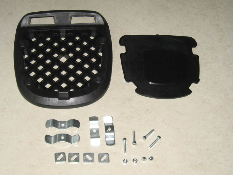 Motorcycle Parts Motorcycle Tail Box ABS pictures & photos