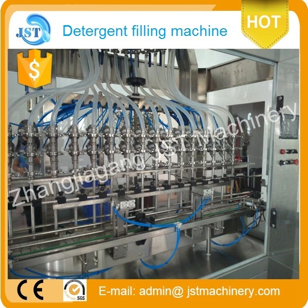 Automatic Liquid Soap Filling Machine pictures & photos