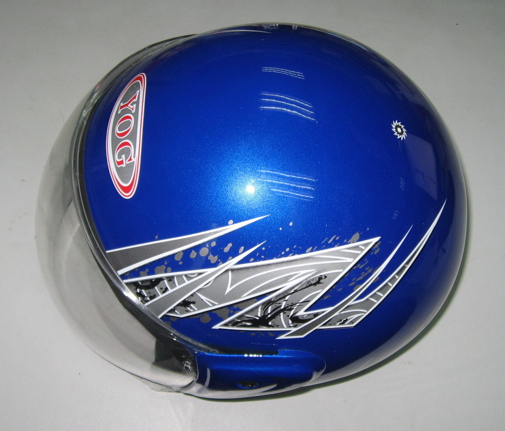 Motorcycle Accessories Motorcycle High Quality Helmets Full Face and Half Face pictures & photos