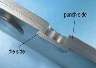 Punch and Die for Sheetmetal Joint Btm Toolings pictures & photos