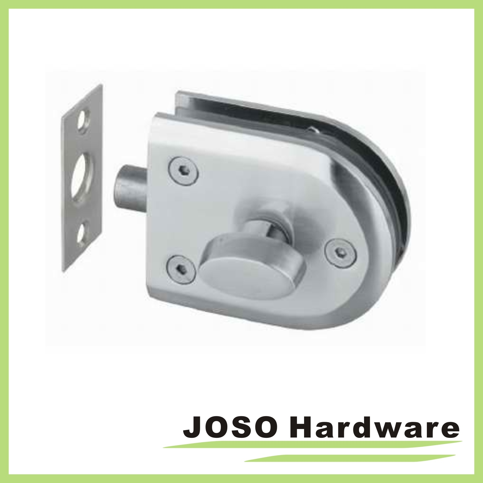 China Sliding Glass Door Furniture Lock Locking System Gdl006a