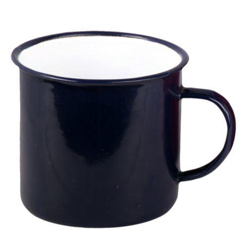 Flower Decal 5 6 7 8 9 10 11 12mm Enamel Tea Coffee Mug Cup Lid
