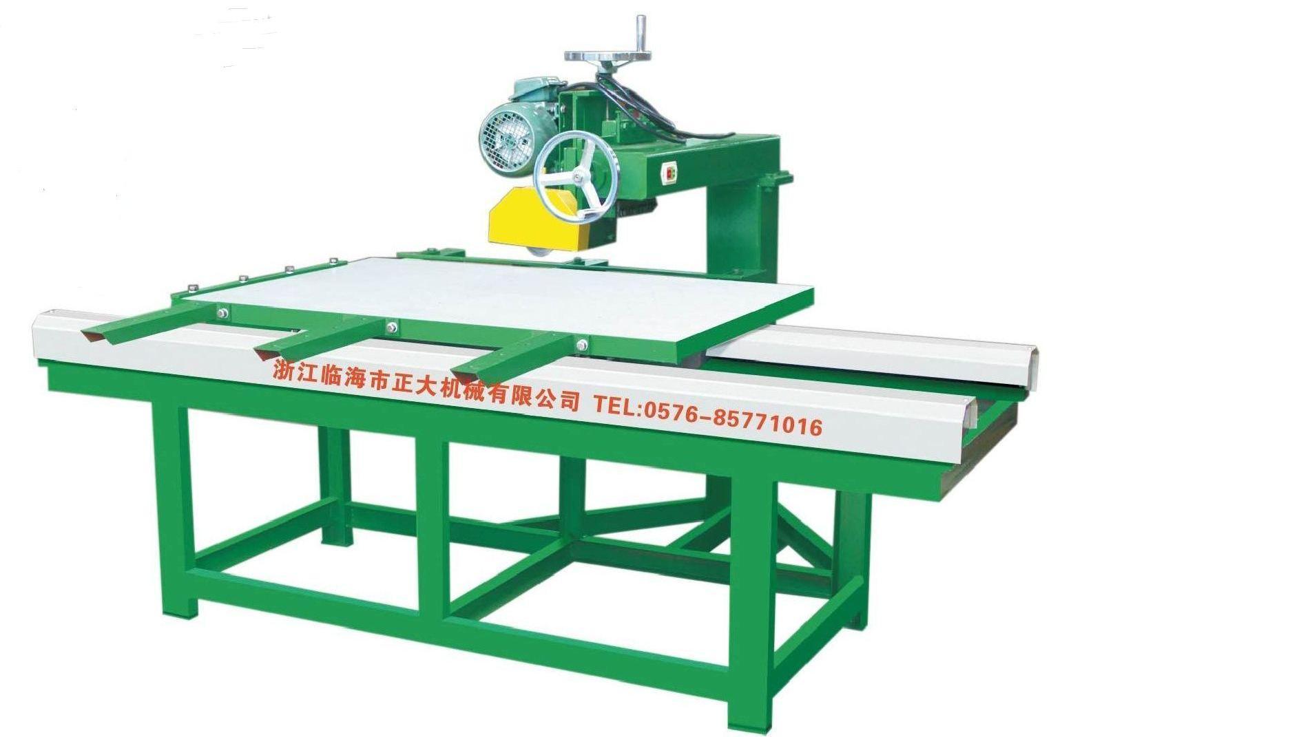 China Ceramic Tile Cutter Machine By Manual Zdc 1200 China