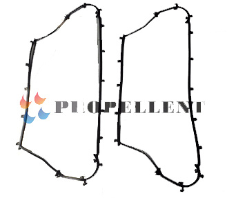[Hot Item] Refrigeration Plate Heat Exchanger EPDM Sealing Gasket
