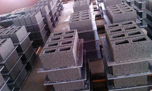 China Block Pallet, PVC Pallet, Pallet for Paver, Pallet for