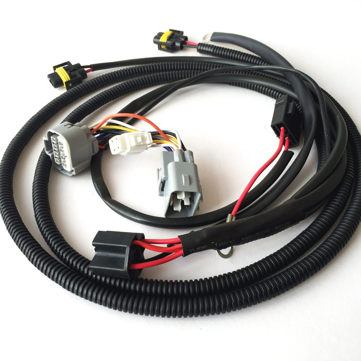 China Vehicle Line Bundle New Electric Car Wire Harness   China ...