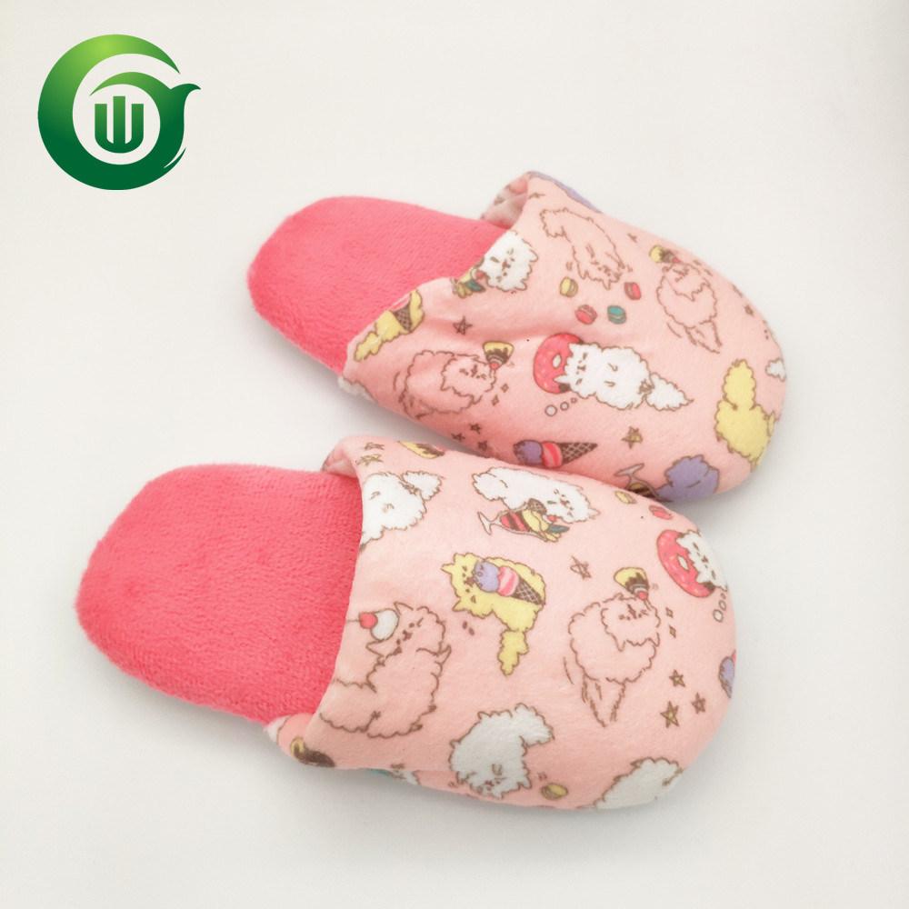 China Lovely Little Girl Slippers for