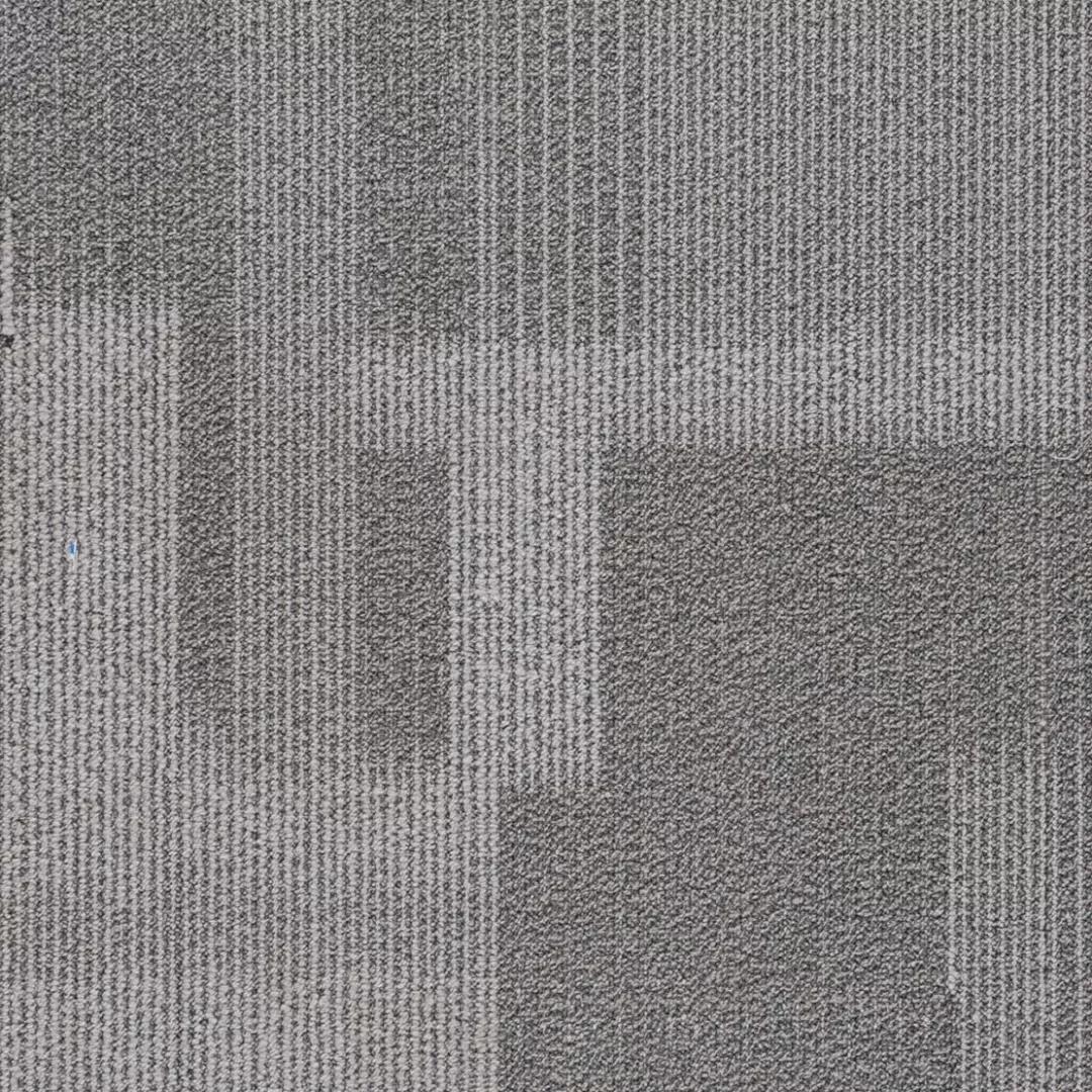 Image of: China Grey Multi Level Lopp Nylon Fiber Pvc Backing Office Commercial Carpet Tiles Hotel Home Using Carpet Tile China Carpet Tile And Office Carpet Price