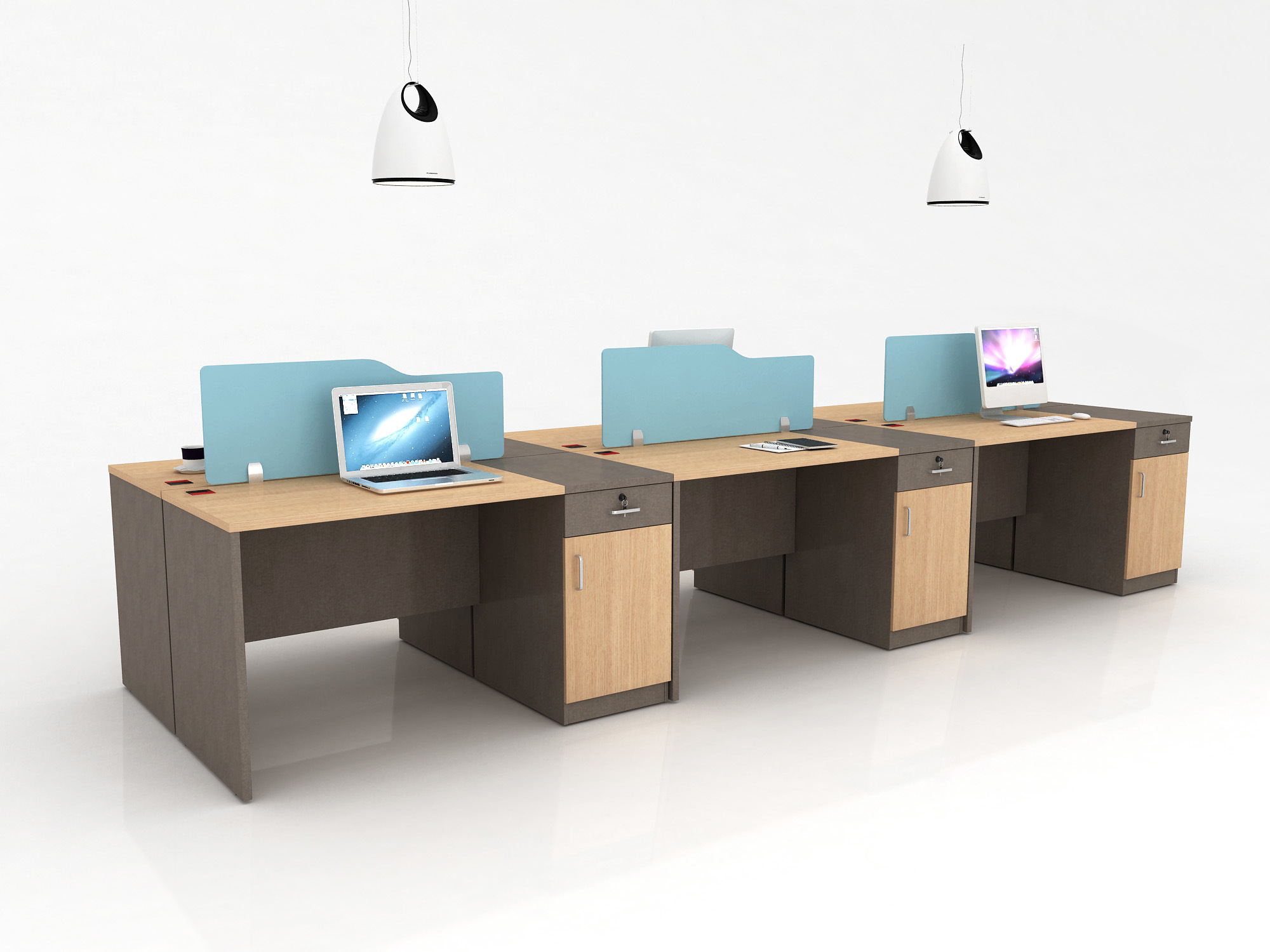 office desk for 2. China Modern Design 2/4/6 Person Workstation 6 Seat Office Desks - Workstation, Desk For 2 O