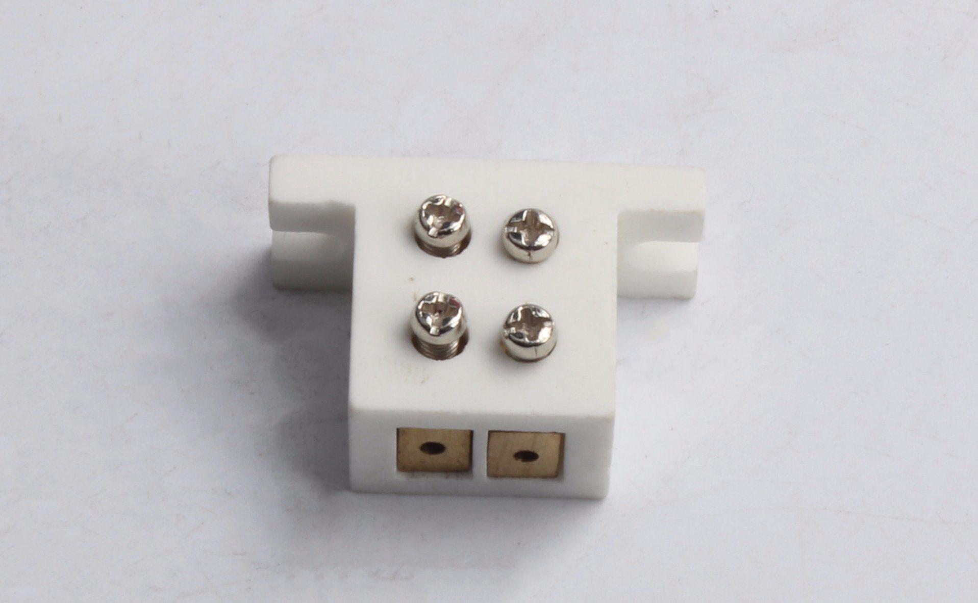 China Ceramic Screw Thread Ceramic Connector OBD1 Connector Photos