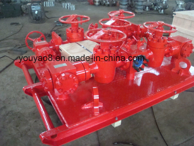 API 16c Good Quality Standpipe Manifold (Y-04) pictures & photos