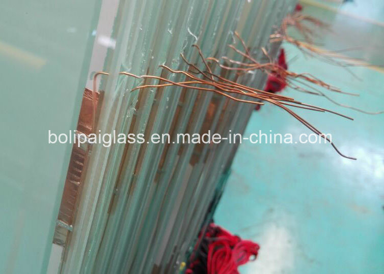 China 5+5 6+6 8+8 Tempered Laminated Switchable Pdlc Smart Glass ...