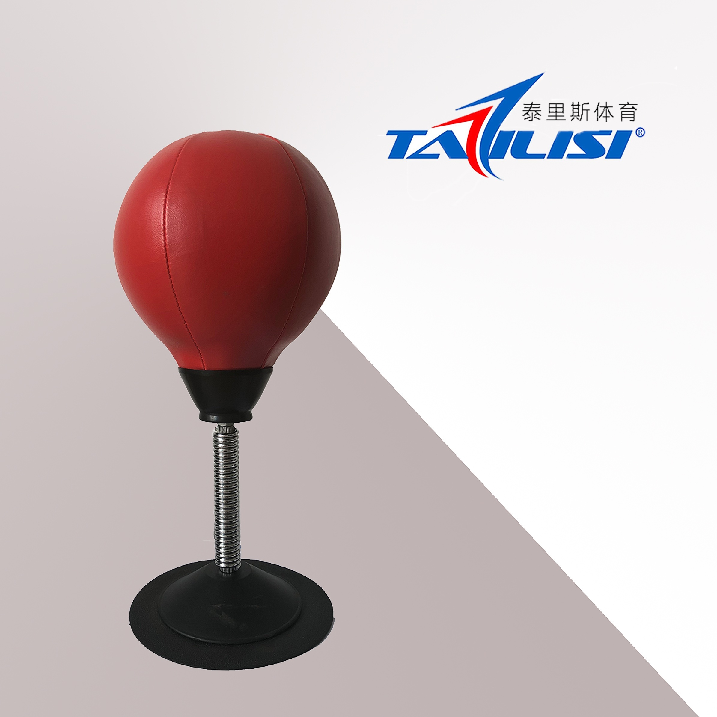 China Osculum Type Desk Punching Bag Item For Abreact In Office Boxing Sd Ball Table